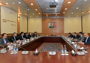 Azərbaycan və İran beynəlxalq nəqliyyat-tranzit dəhlizlərini müzakirə edib