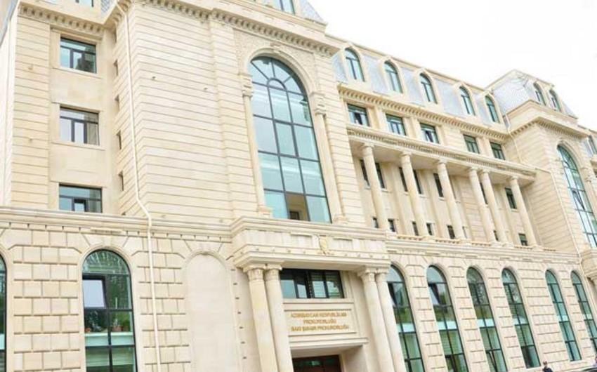 Bakı şəhər prokurorluğunun 12 əməkdaşı intizam məsuliyyətinə cəlb edilib