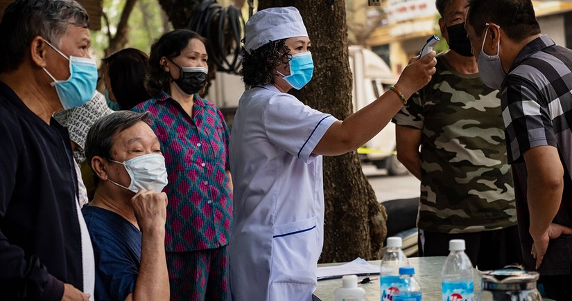 Vietnam warns of further Covid-19 outbreaks from illegal entrants