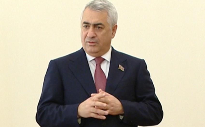 Cavid Qurbanov: Azərbaycan və İran Şimal-Cənub beynəlxalq nəqliyyat dəhlizinin tikintisi ilə bağlı danışıqlar aparır