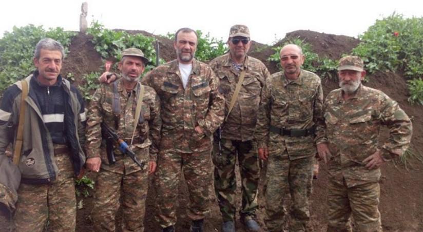 В Армении не достает солдат – в бой идут немощные старики | Report.az