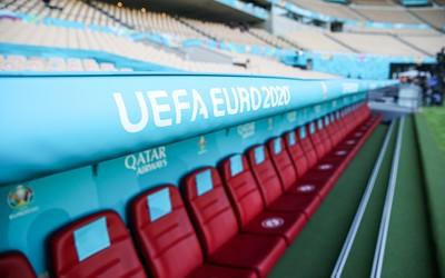 Евро-2020: Опубликован список самых быстрых игроков