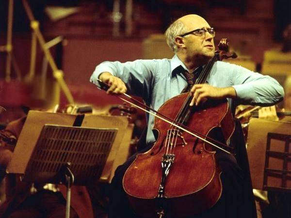 Warsaw to host concert dedicated to Mstislav Rostropovich