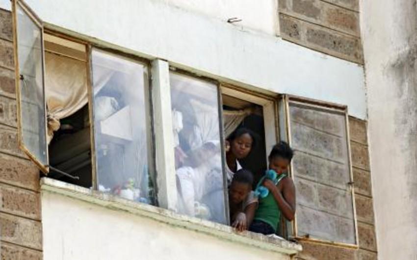 Keniyada basırıq zamanı 141 tələbə xəsarət alıb