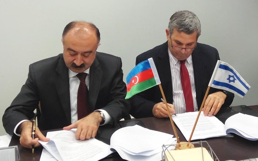 Авиационные администрации Азербайджана и Израиля провели переговоры
