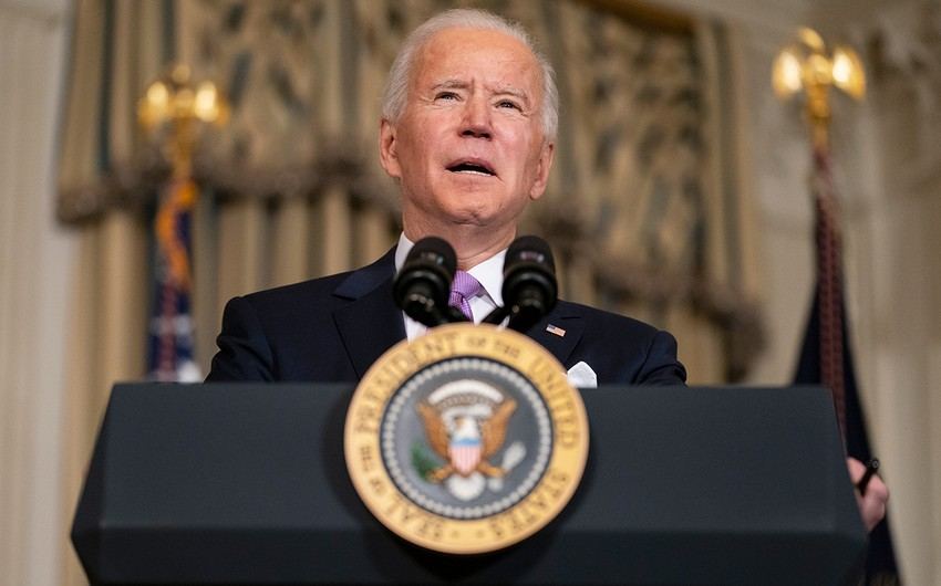 Joe Biden hopes America to be back to normal by this time next year