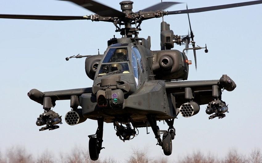 Suriyada Rusiyanın helikopteri vurulub