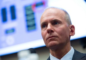 Boeing CEO accuses predecessor of lowering company's product quality