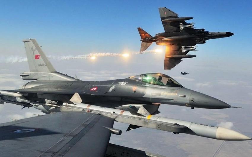 İraqın şimalında 9 PKK terrorçusu məhv edildi
