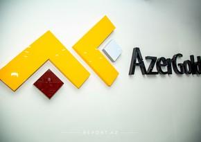 """Bu il """"AzerGold"""" ixracdan gəlirlərini 68% artırıb"""