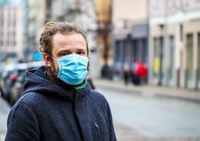Gürcüstan sakinlərinə açıq havada da maska taxmaq tövsiyə olunub