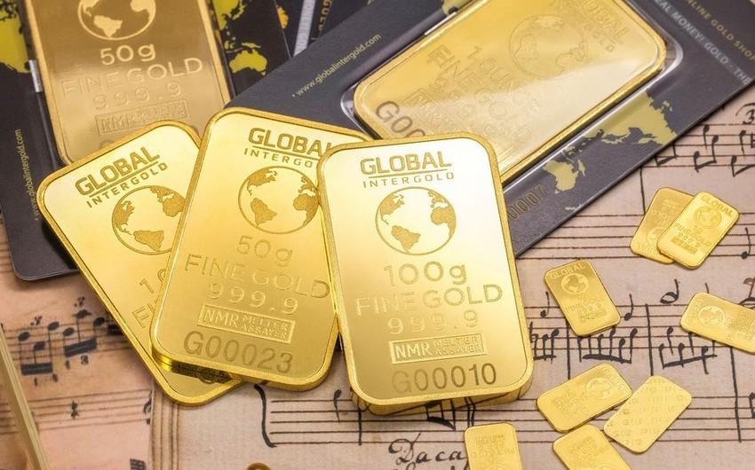 Türkiyə Mərkəzi Bankının qızıl ehtiyatları 5% artıb