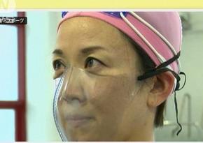 Yaponiyada koronavirusa qarşı hovuz maskaları ixtira edilib