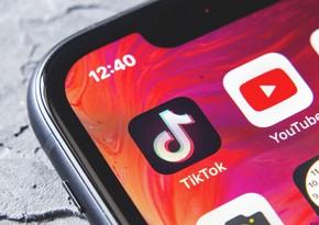 """""""YouTube"""" """"TikTok""""a rəqib proqram istifadəyə verəcək"""