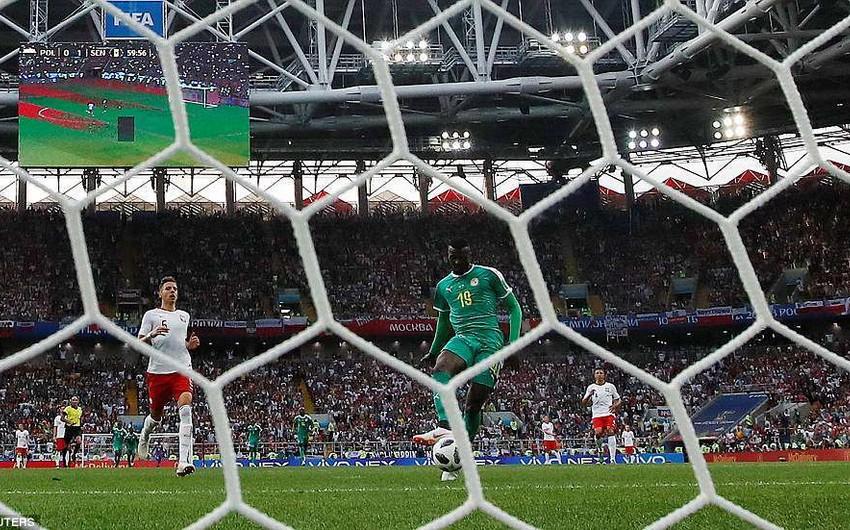 Futbol üzrə dünya çempionatında ilk tura yekun vurulub