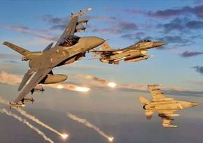 ВВС Турции уничтожили 3 террористов РКК на севере Ирака