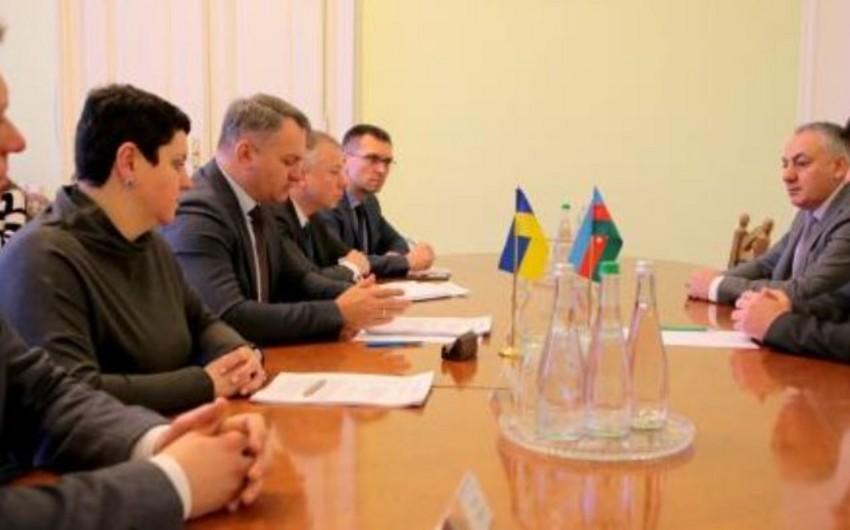 Ukraynanın Lvov vilayəti Azərbaycanla iqtisadi əməkdaşlığın inkişafında maraqlıdır