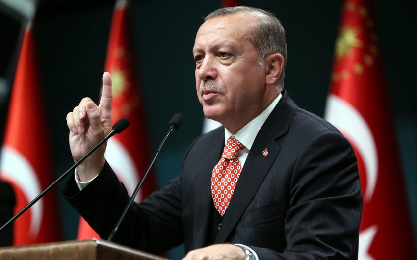 Erdoğan: Our brothers have begun to take back territories