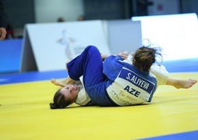 CIS Games: Azerbaijani judoka wins gold
