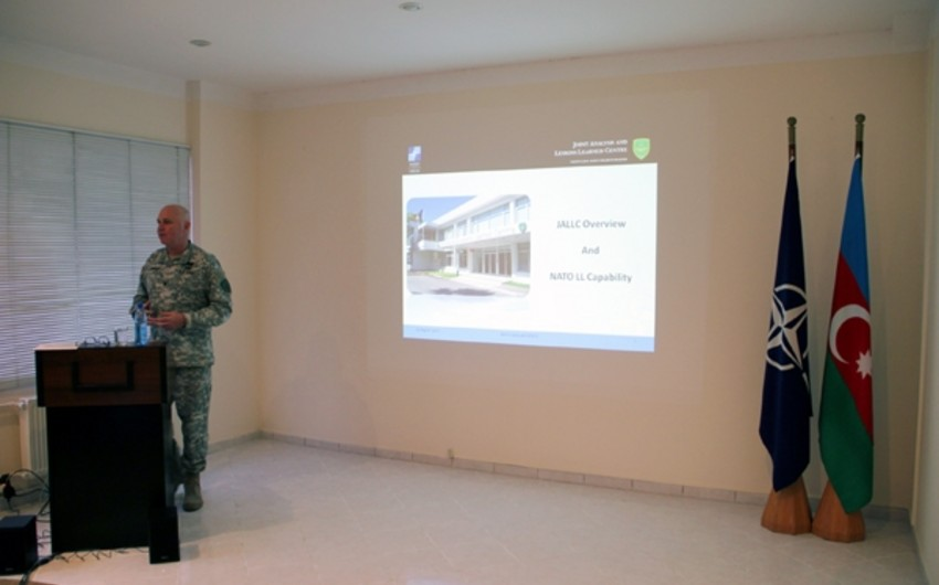 Bakıda NATO ekspertlərinin təlim kursu başlayıb