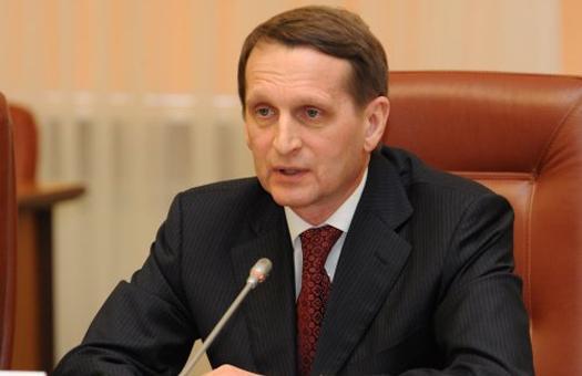Нарышкин предложил отменить процедуру мониторинга в ПАСЕ