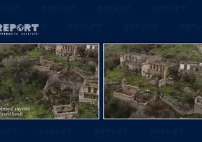 Видеокадрыиз села Бальянд Джебраильского района
