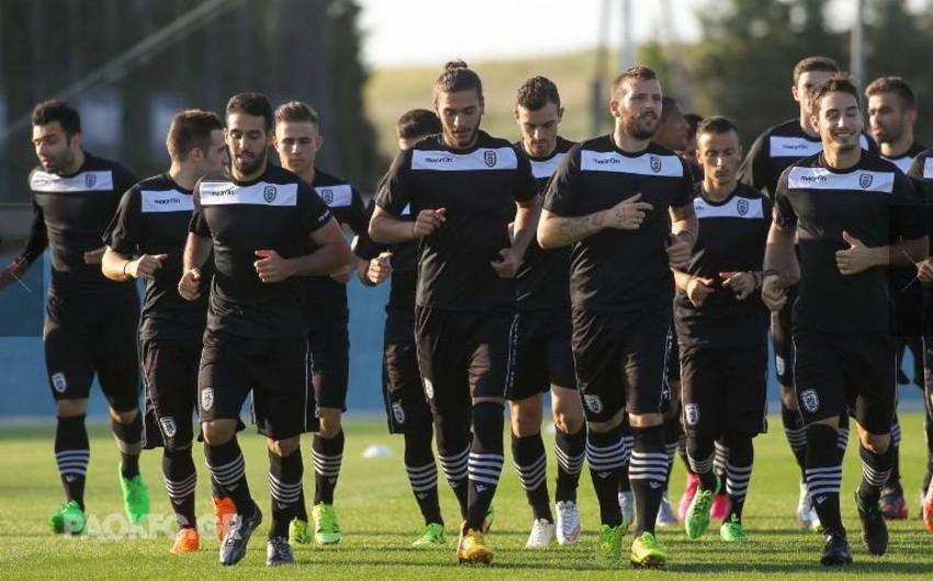 PAOK Bakıya 20 futbolçu gətirir - SİYAHI