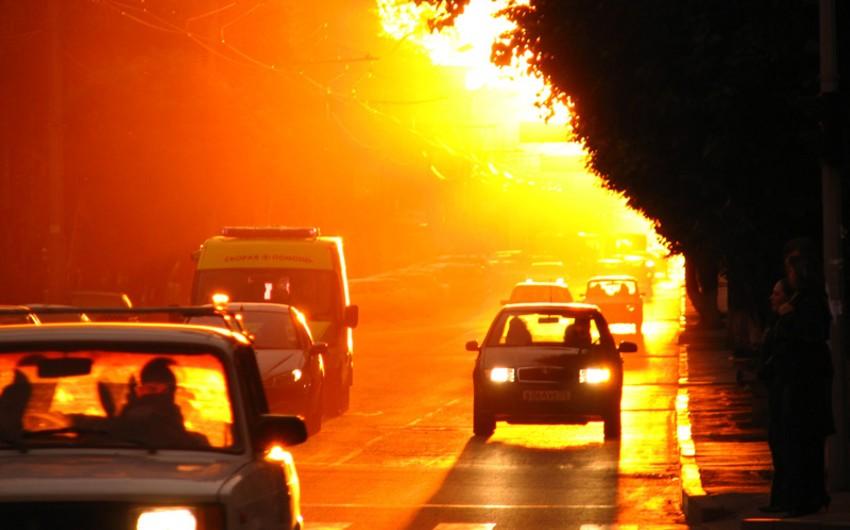 40 degrees of heat predicted in Baku
