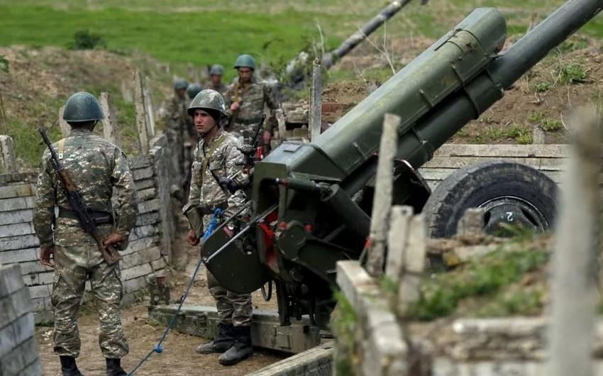 Ermənistanın hərbi hissəsi darmadağın edilib