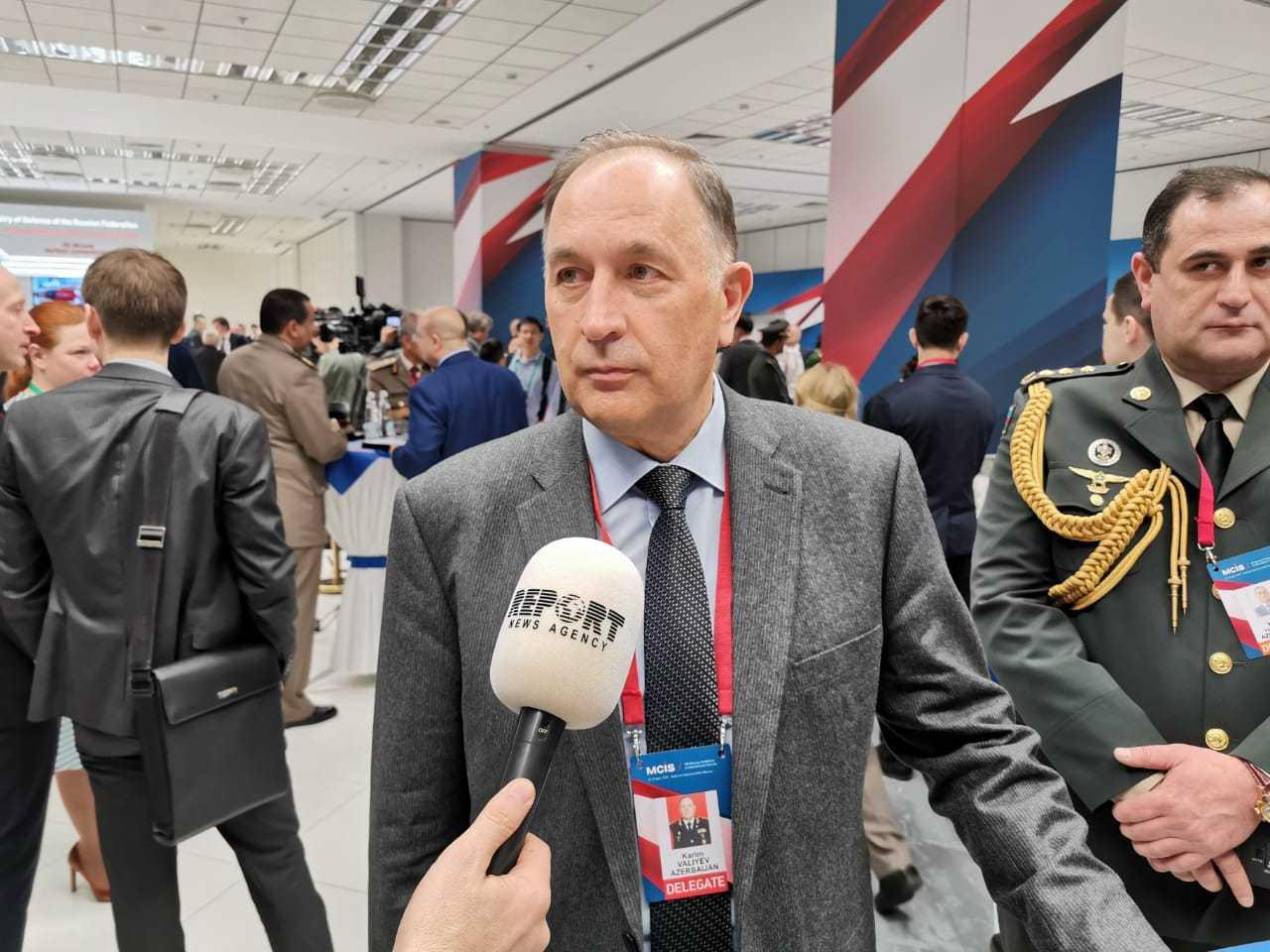 Deputy Defense Minister: Azerbaijan attaches special importance to participation in Moscow security conference