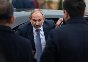Ermənistanın polis zabitləri də Paşinyanın istefasını tələb edirlər