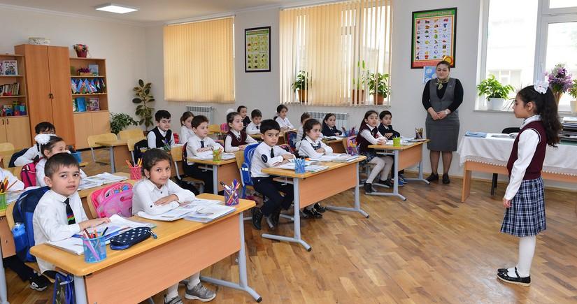Təhsil sahəsində çalışan qadınların sayı açıqlandı