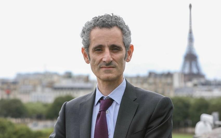 Fransa səfiri: Azərbaycan inkişaf edir, iqtisadiyyatı böyüyür
