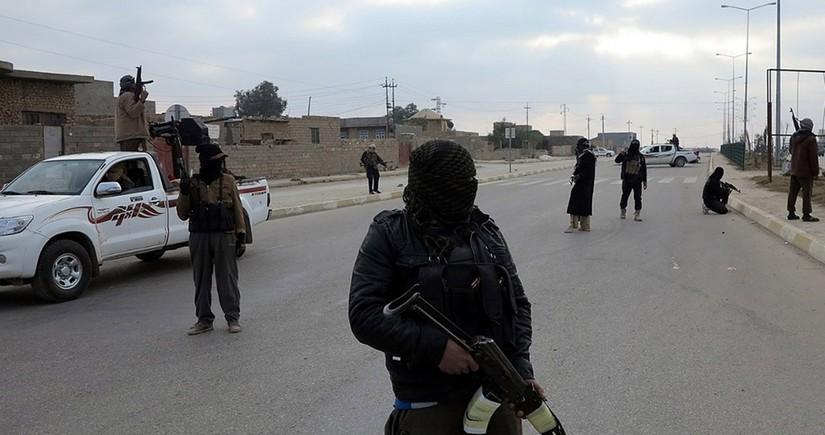 İŞİD İraqda silahlı hücum törədib, ölənlər və yaralananlar var