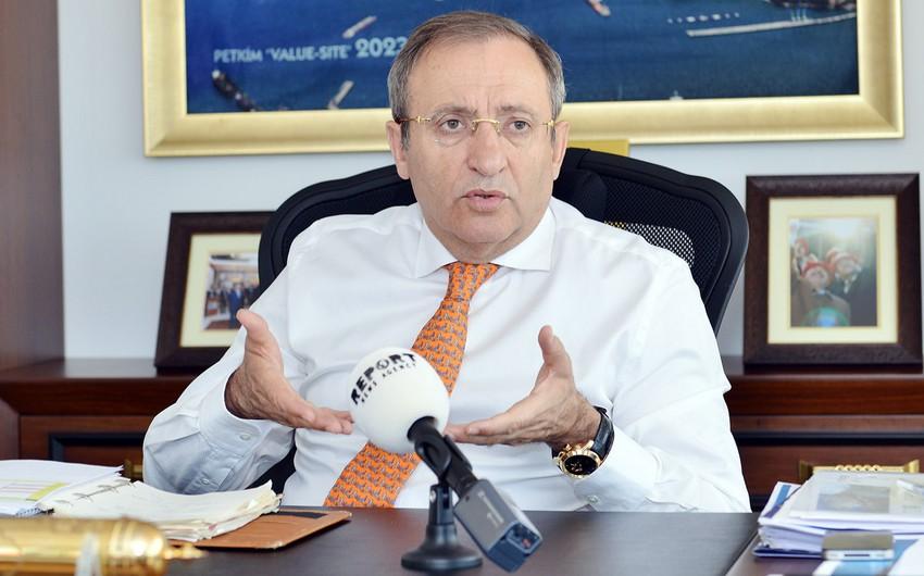 Kənan Yavuz: SOCAR Turkeyin Petkimdəki payı 51%-dən aşağı düşməyəcək