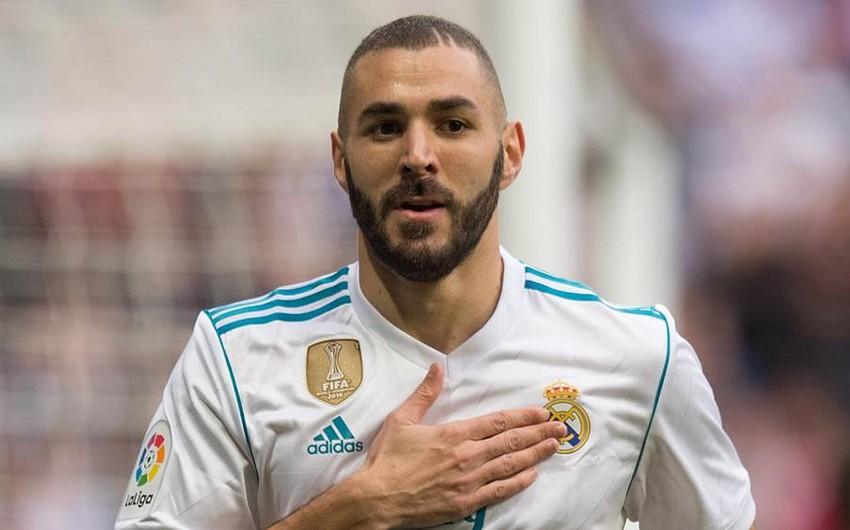 Benzema Çempionlar Liqasında 100-cu oyununu keçirib