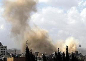 Yəməndə aviazərbələr nəticəsində azı 8 nəfər yaralanıb
