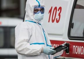 Rusiyada koronavirusa gündəlik yoluxmada rekord qeydə alındı