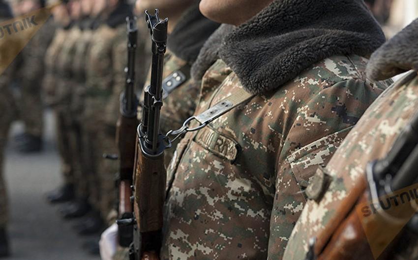 Ermənistanda qəza nəticəsində 1 hərbçi ölüb, 2-si yaralanıb