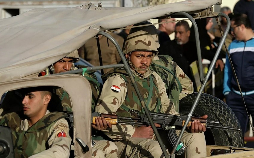 Misirdə 126 terrorçu öldürülüb