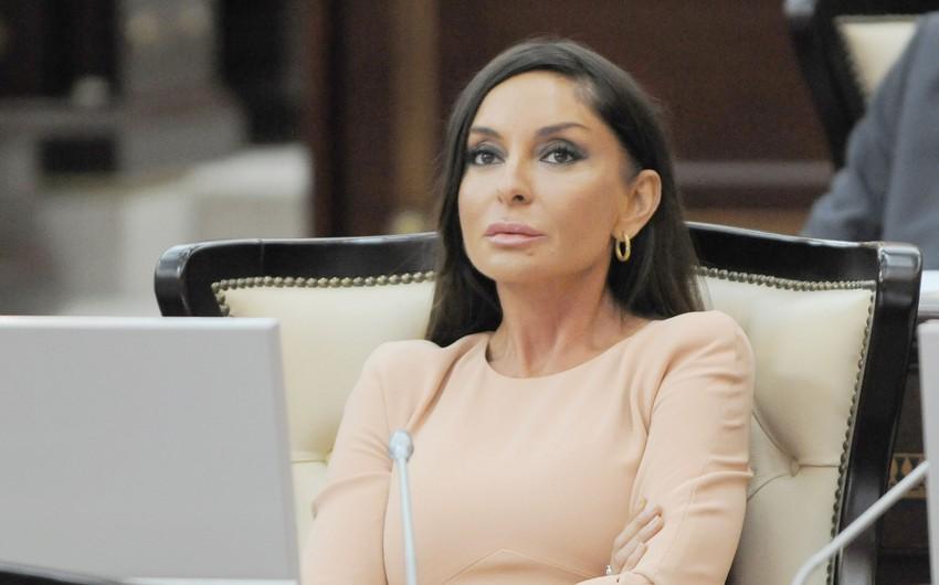 Heydər Əliyev Fondunun prezidenti Mehriban Əliyeva Küveyt dövlətinin yüksək mükafatına layiq görülüb