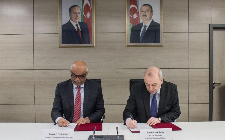 Минэнерго Азербайджана и Equinor подписали меморандум о взаимопонимании