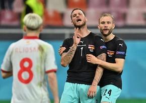 Avstriya yığmasının futbolçusu cəzalandı