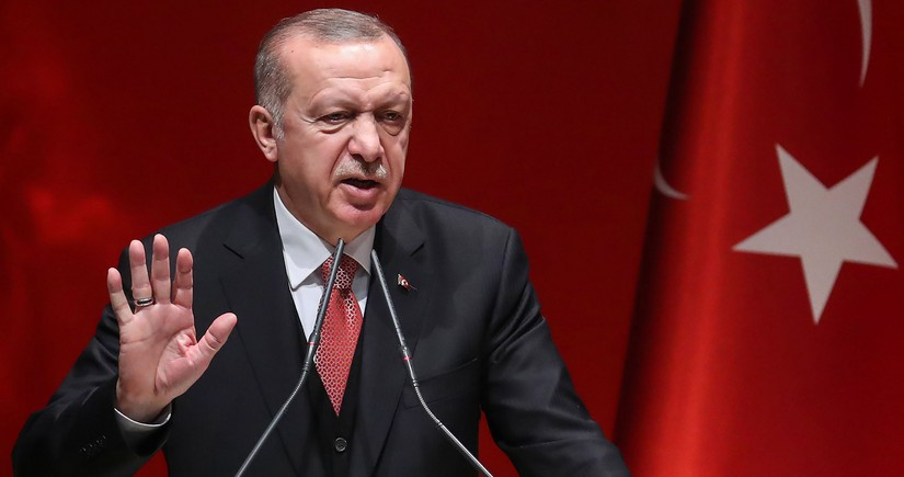 Erdoğan calls for end to unilateral sanctions against Iran
