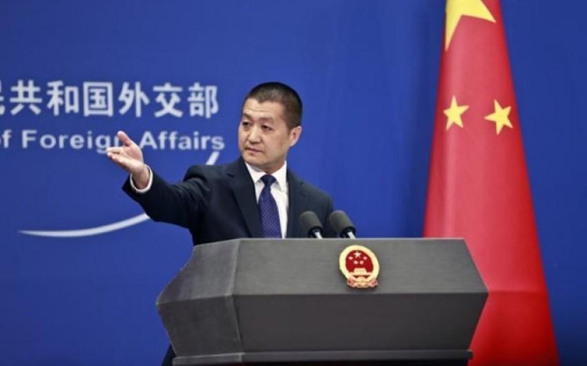 XİN: Çin İnterpol ilə əməkdaşlığı davam etdirmək niyyətindədir