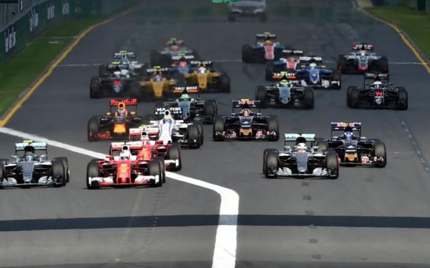 Bakıda keçirilən Formula 1 Qran Prisinin adı dəyişdirilib