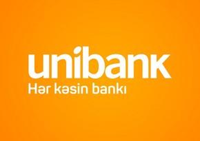 """""""Unibank"""" gömrük xidməti göstərəcək"""