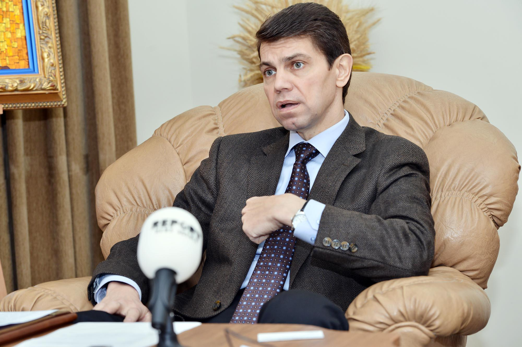 Ambassador of Ukraine: Difficult to hold Eurovision contest after Azerbaijan