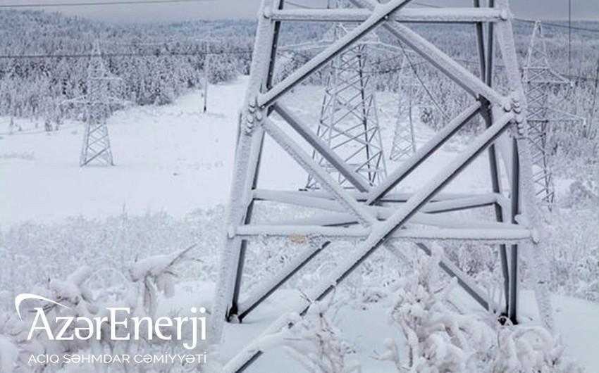Азерэнержи перешел на осенне-зимний сезон