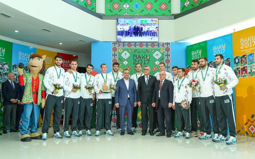 İslamiada: Azərbaycanın daha 20 medalçısı mükafatlandırılıb